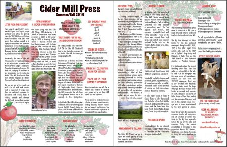 Newsletter2010FallPreview