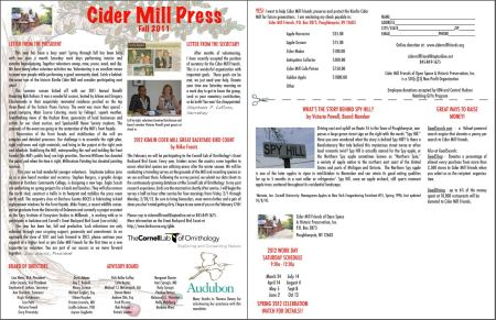 Newsletter2011FallPreview
