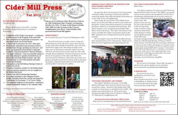 Newsletter2013FallPreview